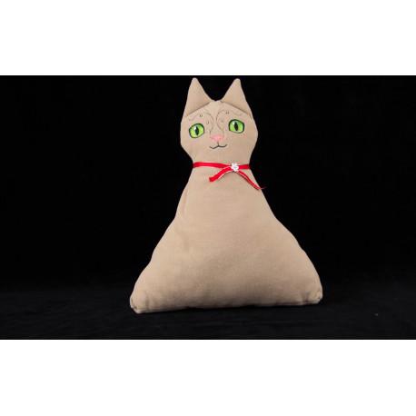 Kočka polštář MOURI