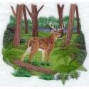 jelen v létě