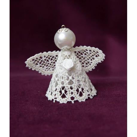 Anděl malý 3D