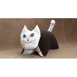 Kočka polštář LINDI