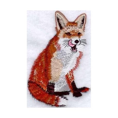mlsná liška