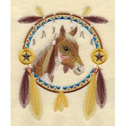 kůň lovec snů