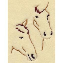dvojice koní