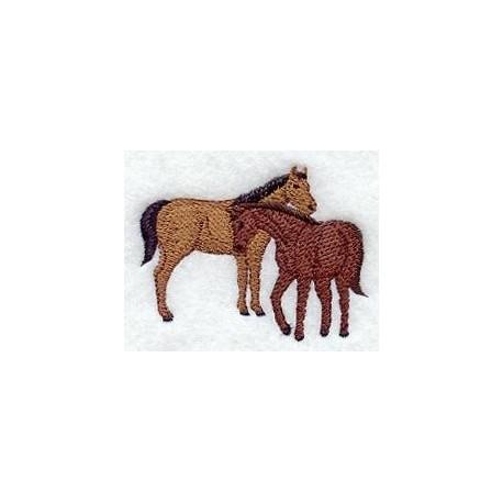 párek koní