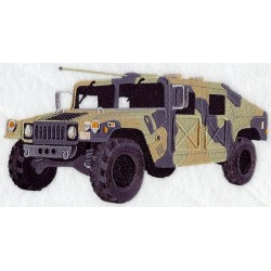 vojenské vozidlo Humvee