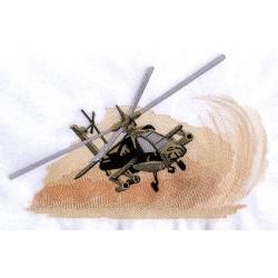 vrtulník Apache