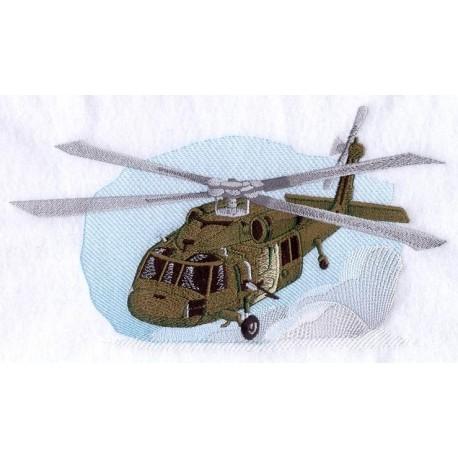 vrtulník Blackhawk