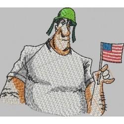US. voják