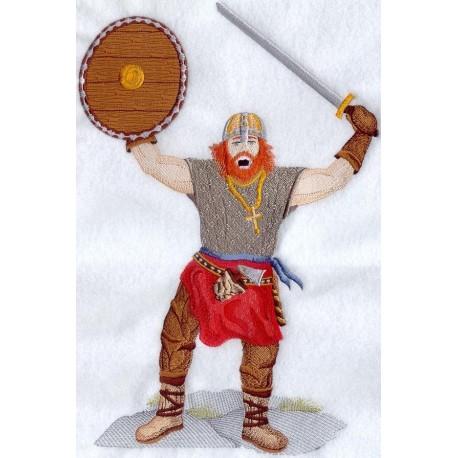 vikingský válečník