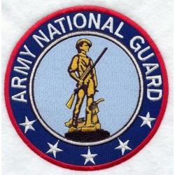 nášivka - Armádní národní hlídka USA