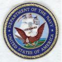 nášivka - Velitelství námořního loďstva USA