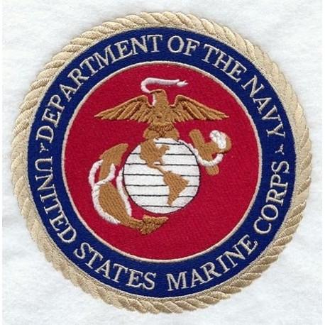 nášivka - Velitelství námořních jednotek USA