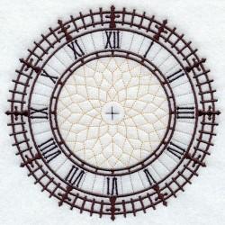 ciferník - Big Ben