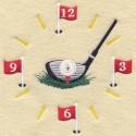 golfový ciferník