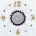 ciferník s okružní pilou