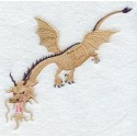 korejský letící drak