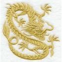 tradiční lidový drak