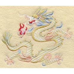perleťový drak