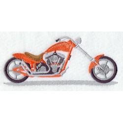 motocykl - chopper