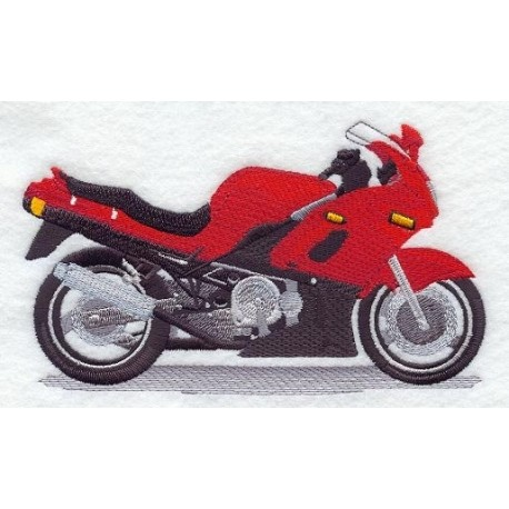 závodní motocykl