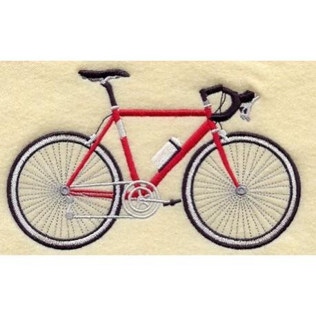 závodní kolo-bycikl