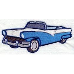 Ford Sunliner z roku 1956