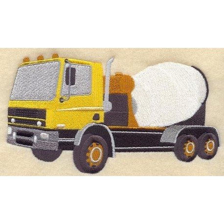 truck domíchávač