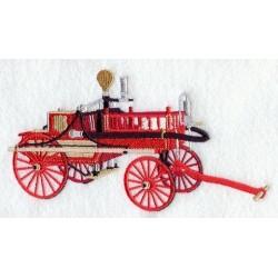 hasičská ruční pumpa