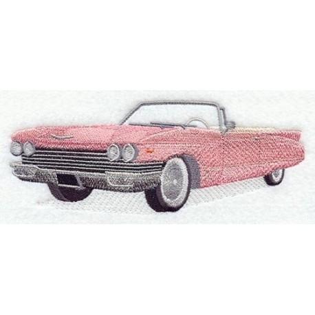 Cadillac Convertible z roku 1960