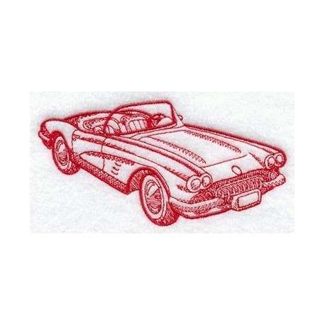 Corvette z roku 1958