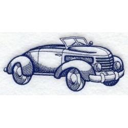 Roadster z roku 1940