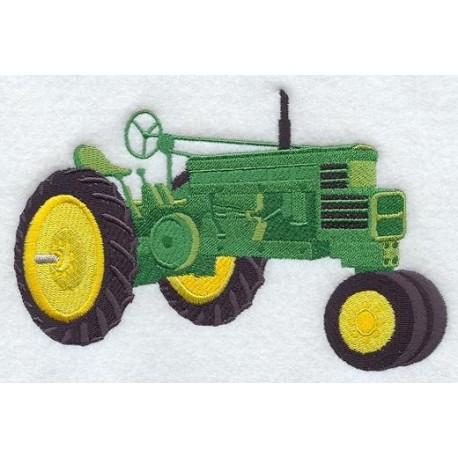 traktor - veterán 1