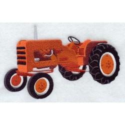 traktor - veterán 2