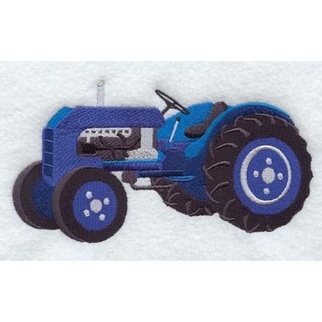 traktor - veterán 3