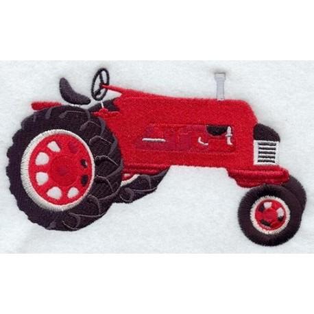 traktor - veterán 4