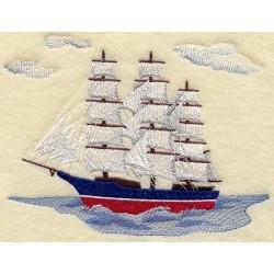 plachetnice - Cutty Sark