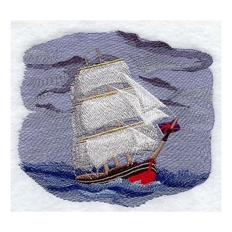 plachetnice - HMS Bounty