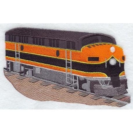 lokomotiva - diesel