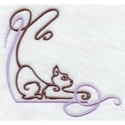 kočka Corner