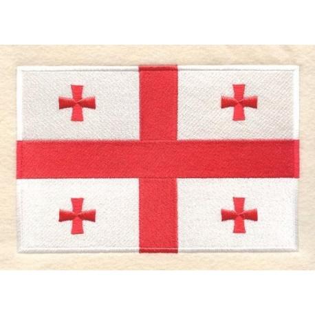 vlajka Gruzínská republika