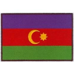 vlajka Azerbajdžán