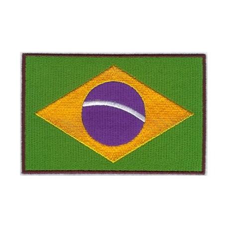 vlajka Brazílie