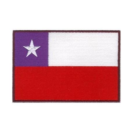 vlajka Čile