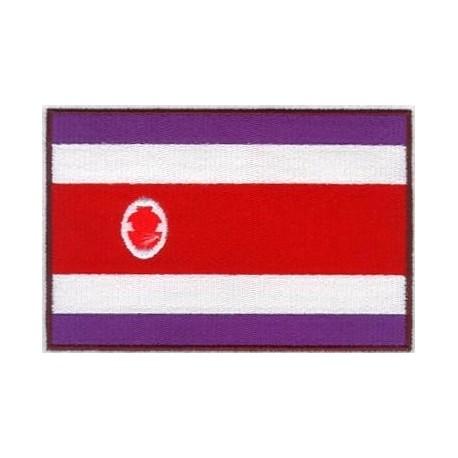 vlajka Kostarika
