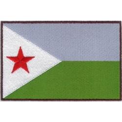 vlajka Džibuti