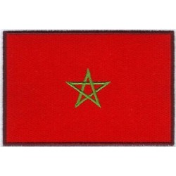 vlajka Maroko