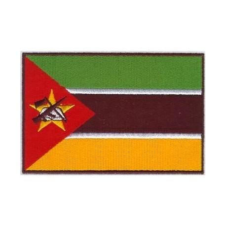 vlajka Mozambik
