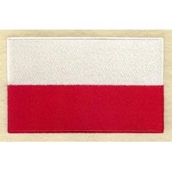 vlajka Polsko