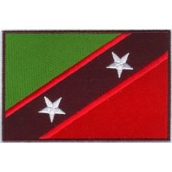 vlajka Svatý Kryštof a Nevis