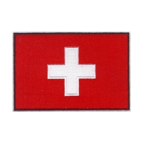 vlajka Švýcarsko